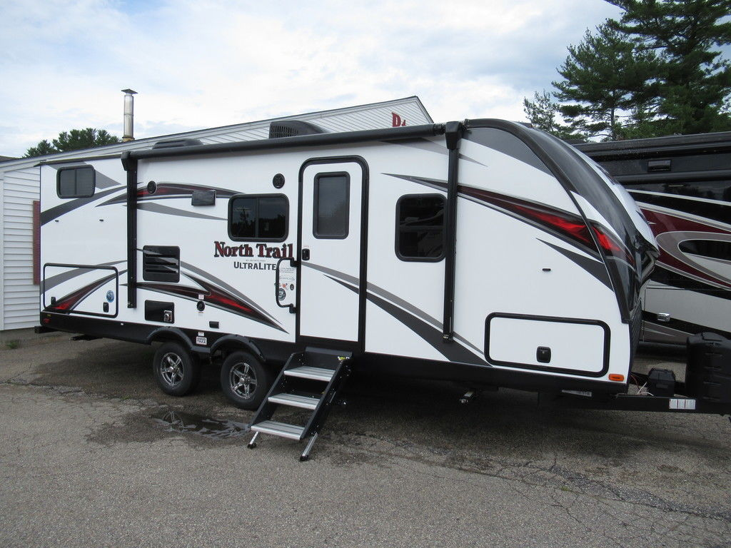 Used Travel Trailers For Sale near Massachusetts